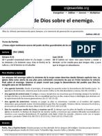 HCV - La soberanía de Dios sobre el enemigo - 11Oct2015