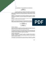 Normas Sanitarias de Funcionamiento de Autoservicios