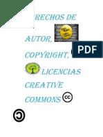 Copyright y licencias creative commons// implicaciones de usar material en Internet sin los debidos permisos