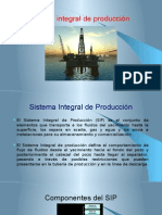 Sistema Integral de Produccion