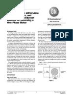 Control 1 Phase Motor