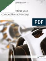 Autodesk Product Design Suite 2014