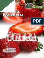 Perfil Comercial Fresa