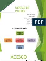 Fuerzas de Porter
