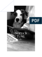 Sofia's Tune First Chapter, ©2015 Cindy Thomson