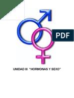 Hormonas y Sexo