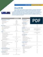 Juniper Netscreen ISG 2000 Datasheet