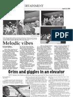 April 23, 2008 - Pages 16-23