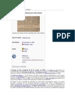 Tratado de 1904 Entre Chile y Bolivia