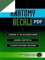 Anatomy Recall