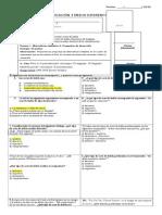 Evaluación Actos de Habla, Factores Comunicación 3 Medio Diferenciado 2015