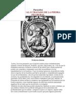 Paracelso_el Manual o Tratado de La Piedra Filosofal