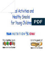 Activity Cards Packet