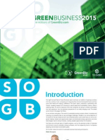 GreenBiz State Green Business 2015