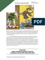 Guía Comparativa de Tarot Escuela LeMat Www.tarotmarsella.com