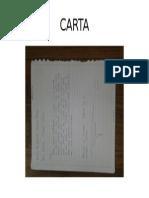 Trabajo de Tic,Carta.