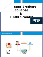 Lehman Brothers and LIBOR Scandal