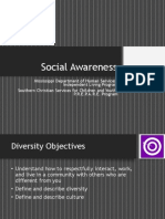 Presentation - Social Awareness