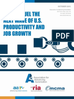 A3 Robots Fuel the Next Wave of Us Productivity and Job Growth