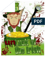 The UNLuck of the Irish Anthology