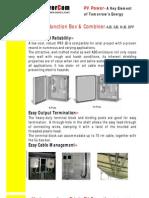 PV Power-A Key Element