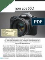 Canon 50d Scheda Tecnica