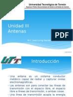 Unidad 3 Antenas