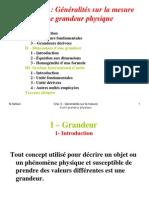 Chp II- Generalite Sur La Mesure D_une Grandeur Physique _2