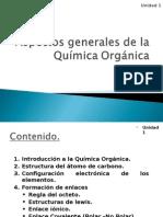 CLASE 1- Intr. Química Orgánica