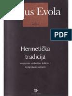 Julius Evola Hermetička Tradicija