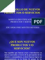 Desarrollo de Nuevos Productos o Servicios