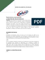 Compañía de Alimentos Ltda Delizia No Borrar Gime