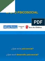 Modulo 3 - Apoyo Psicosocial