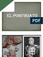 EL PORFIRIATO (1877-1911)