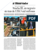 Avanza Atucha III, un negocio de más de US$3000 millones