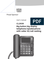 Manual Telefono Avaya 2410