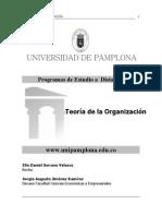 2 Teoría de La Organización-1
