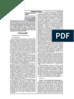 DS. 070-2015-PCM - Prorroga Estado de Emergencia en Algunos Distritos y Provincias de Tumbes y Piura Declarado Por Ds.054-2015-PCM