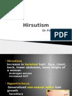 16 Hirsutism