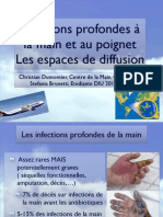 Infections Main Poignet 2015 2016