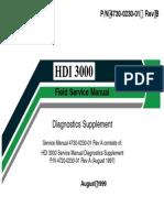 ATL HDI 3000 Service Manual Rev B