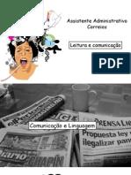 Comunicação e Leitura