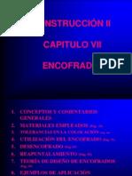 7.- CONSTRUCCION I-CAP VII- ENCOFRADOS.pdf