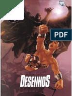 Guia Oficial Dc Comics Desenhos