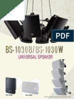 Bs1030 Brochure