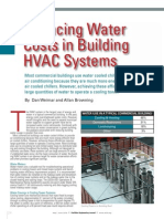 AFE Reducing Water Costs in Bldg HVAC