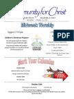 Mini Newsletter 121(1)