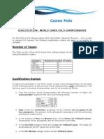 Appendix - ICF CAP Qualification WC - Revised July 2009
