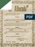 La Alborada 1905