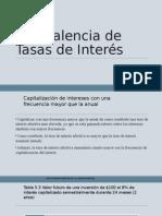 EQUIVALENCIA DE TASAS DE INTERES.pptx